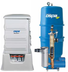 Оборудование OSPA для бассейна Allpools