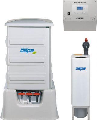 Хлорозонные установки Ospa