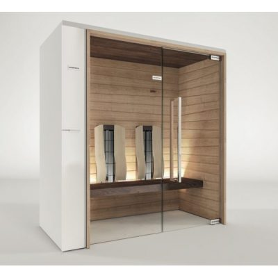 Sweet Sauna Smart Combi Crystal, 195x105 Personal Plus